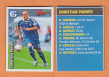 Schalke 04 Christian Pander Germany